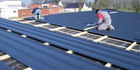 Entreprise toiture bac acier 59 à Loon-Plage : AGM 59